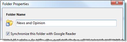 [Folder properties]